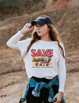 Save Bears Ears T-Shirt