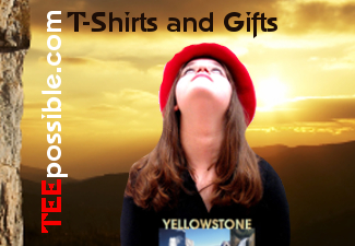 Teepossible T-Shirts and Gifts