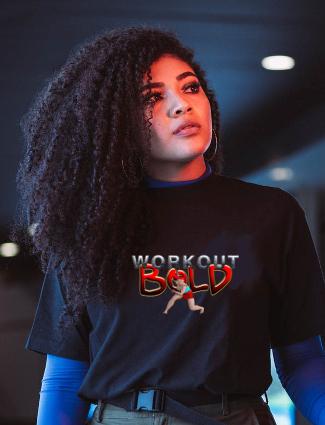 Workout Bold T-Shirt