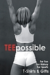 TeePossible Exercise T-Shirts and Gifts