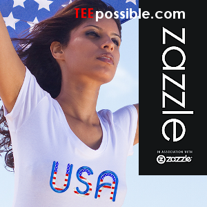 Teepossible T-Shirts and Gifts @ Zazzle